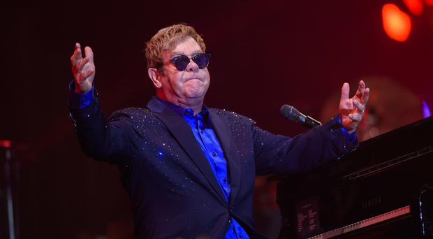 Sir Elton thanked the UK Government for its commitment (Matt Crossick/PA)