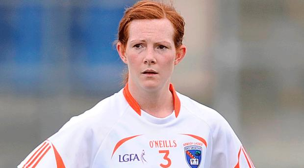 Big goal: Armagh's Caoimhe Morgan eyes Ulster glory