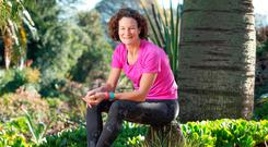 Sonia O'Sullivan today