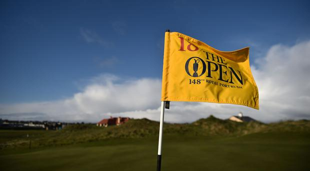 Royal Portrush is all set for this month's Open Championship.