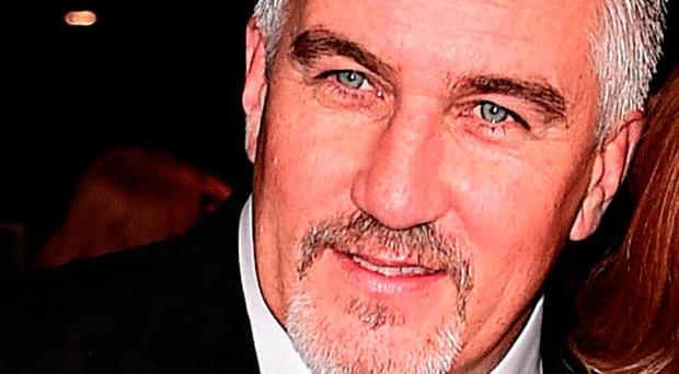 Celebrity baker: Paul Hollywood