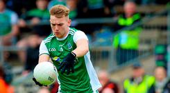 Key role: Ultan Kelm can call the shots for Fermanagh