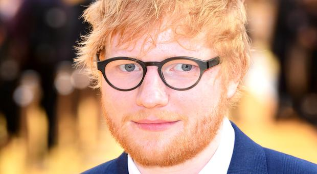 Ed Sheeran has submitted plans for an outdoor kitchen at his Suffolk estate (Ian West/PA)