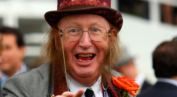 Legendary broadcaster John McCririck has died aged 79.