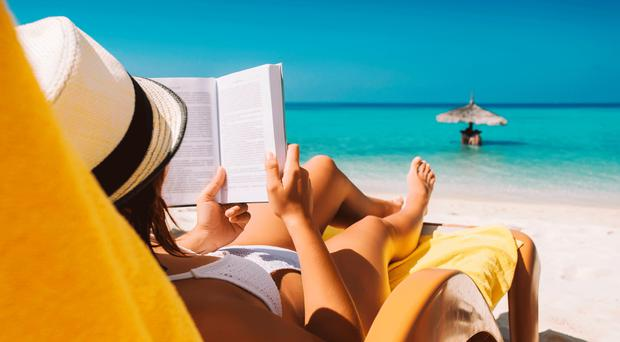 Life's a beach: this year there's been a great crop of quality novels ideal for holiday reading