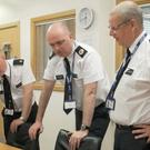 The new Chief Constable Simon Byrne ended his first week in the job with a vlog showing him talking to colleagues and in the control room