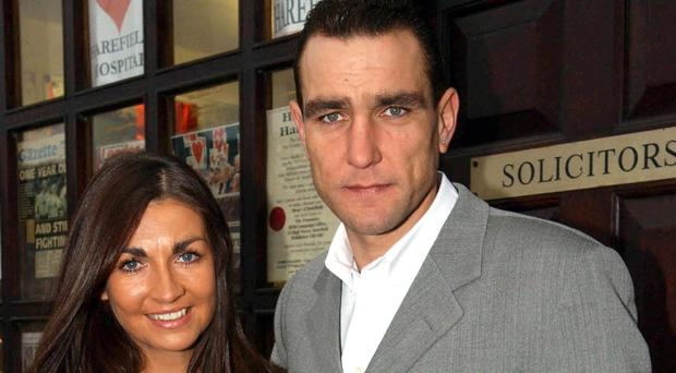 Vinnie Jones' wife Tanya dies at 53