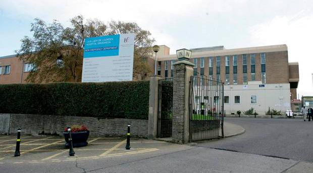 Our Lady of Lourdes Hospital in Drogheda. Photo: Collins