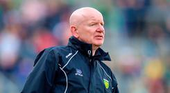 Testing time: Meath are next up for Declan Bonner's Donegal side