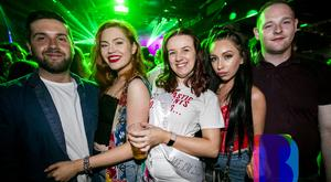 06 July 2019 People out at Limelight for AAA Saturdays. (Liam McBurney/RAZORPIX)