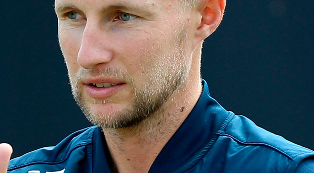 Clear head: Joe Root is only focusing on England