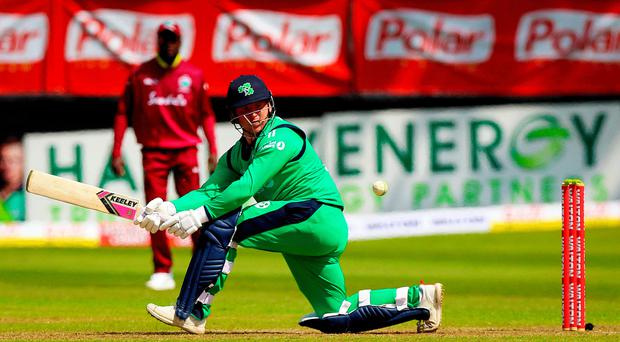 Fired up: Gary Wilson is excited to get back into T20 action after overcoming an eye problem which kept him on the sidelines