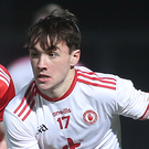 On fire: Darragh Canavan's accuracy can underpin Tyrone