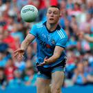 Pass master: Con O'Callaghan goes on the attack for Dublin