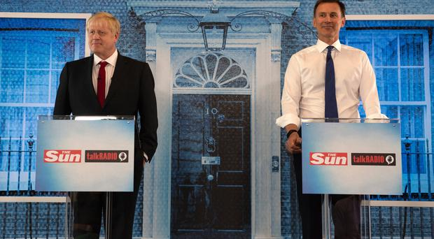 Both Tory leadership contenders rule out backstop