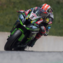 In front: Jonathan Rea now has an 81-point lead in the World Superbike Championship