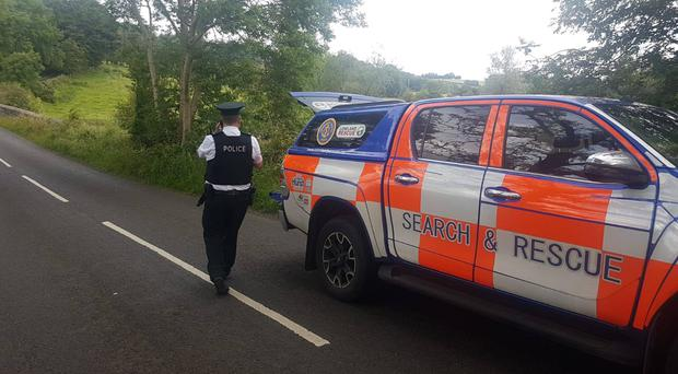 The Community Rescue Service worked with police to recover the body.