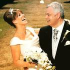 Ruth Langsford and Eamonn Holmes on their wedding day