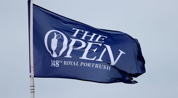 The Open: Royal Portrush event second largest ever