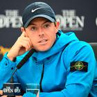 Rory McIlroy is hoping The Open Championship can have a positive impact on the wider society in Northern Ireland.