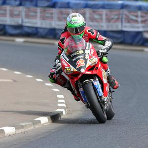 No go: Glenn Irwin has pulled out of Snetterton commitments