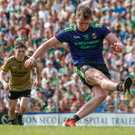 Chart topper: Mayo forward Cillian O'Connor became the all-time Championship top scorer last week