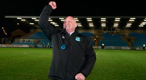 Full-on: Going full-time would help Irish League sides in Europe, says David Jeffrey