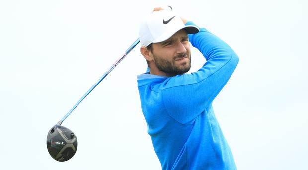 Kyle Stanley has defended his actions on Friday at The Open.