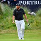 Shane Lowry enjoyed a four shot lead on Saturday evening.