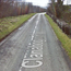 The Clanabogan Road in Omagh. Credit: Google