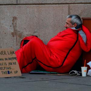 Homeless numbers are the highest since the Housing Executive was formed