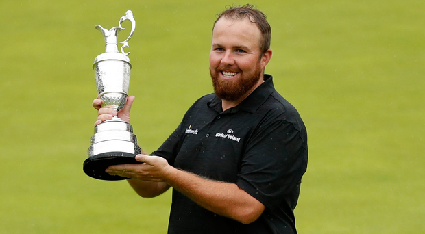 Just champion: Shane Lowry