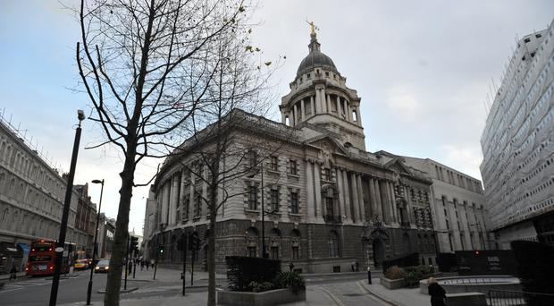 A view of the Central Criminal Court, also referred to as the Old Bailey (Nick Ansell/PA)