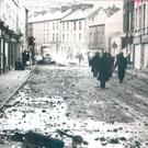 The Battle of the Bogside in August 1969