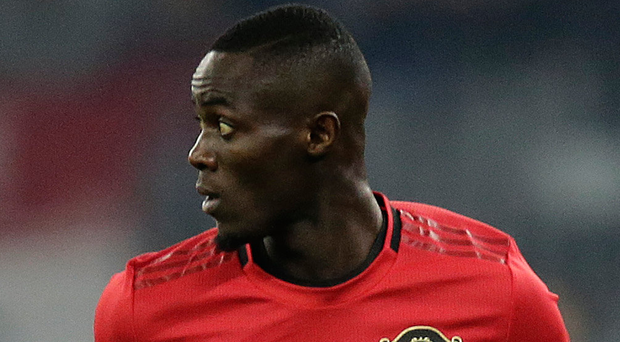 No luck: United's Eric Bailly has picked up another injury