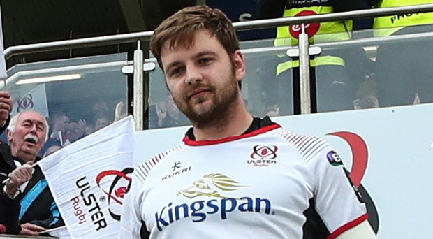 Next in line: Iain Henderson is well suited to take on the mantle of Ulster captain
