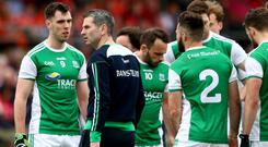 End game: Rory Gallagher has walked away after two years with Fermanagh