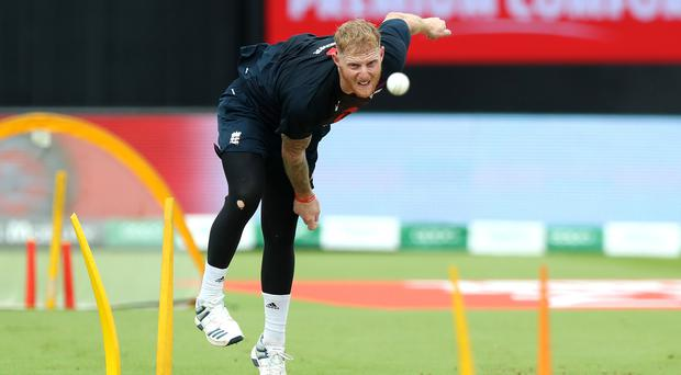 Power play: Ben Stokes is relishing chance to have a major say as England's vice-captain for The Ashes