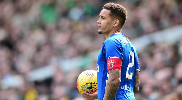 Good signs: James Tavernier is excited by Rangers' squad