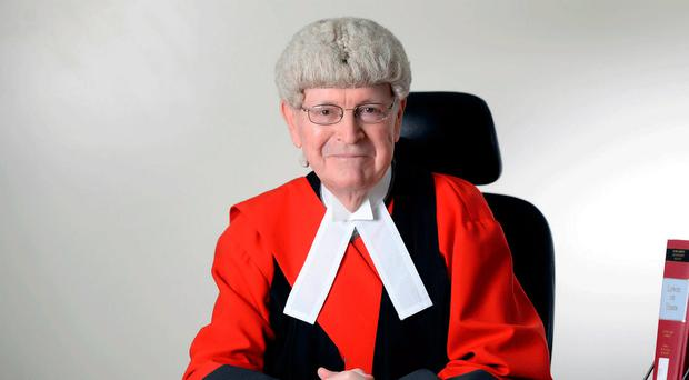 Respected: Justice Charles Quin
