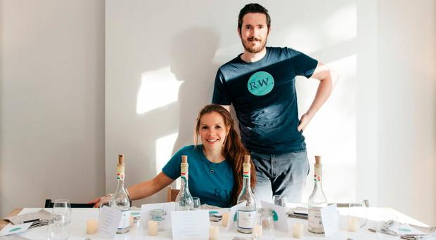 Ramekins & Wine duo Thea Gardner and Jamie Patterson