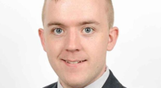 Larne Lough councillor Mark McKinty has tendered his resignation.