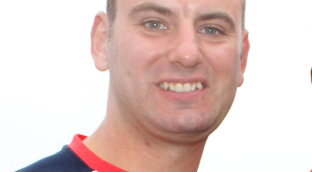 Double up: Brigade captain Andy Britton is eyeing glory