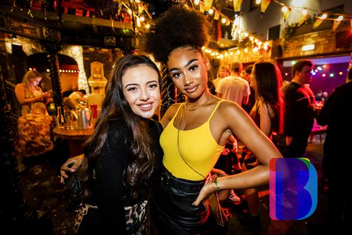 01 Aug 2019 People out at Filthy McNastys for Dsqo (Liam McBurney/RAZORPIX)