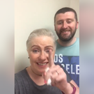 Sharon McCloskey has found in a match in her search for a stem-cell donor.