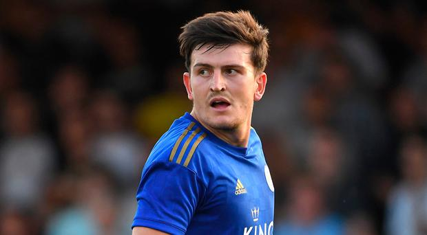 Big move: Harry Maguire