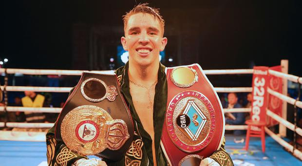 Incredible Belfast Walkout As Michael Conlan Eases To Victory