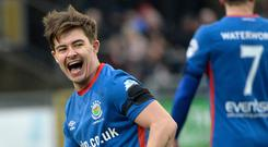 Jordan Stewart is expected to be a key player for Linfield this season but will the former Glenman make your Sunday Life Fantasy Football team this year?
