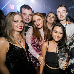 03 Aug 2019 Taboo presents Pride Party After Party at Telegraph Building. (Liam McBurney/RAZORPIX)