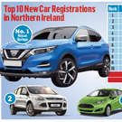 NI still remains the best-performing region in the UK where others have suffered drops of almost 5% in sales throughout July.